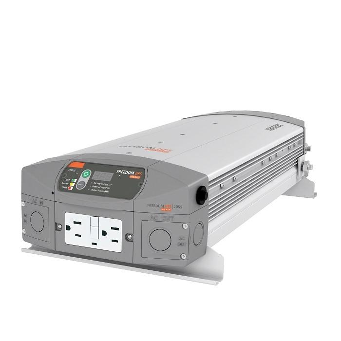 Xantrex HFS 1000 Pure Sine 1000W Inverter W/55A Charger