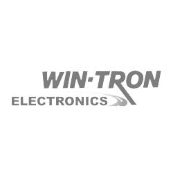Lowrance transom mount bracket win tron electronics for Lowrance trolling motor mount