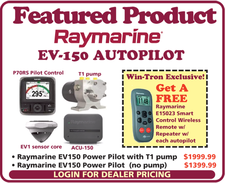 Raymarine AX-150 Autopilot