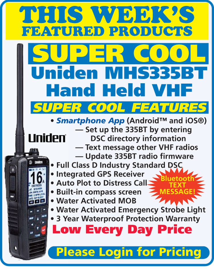 UNIDEN FEATURED PRODUCTS